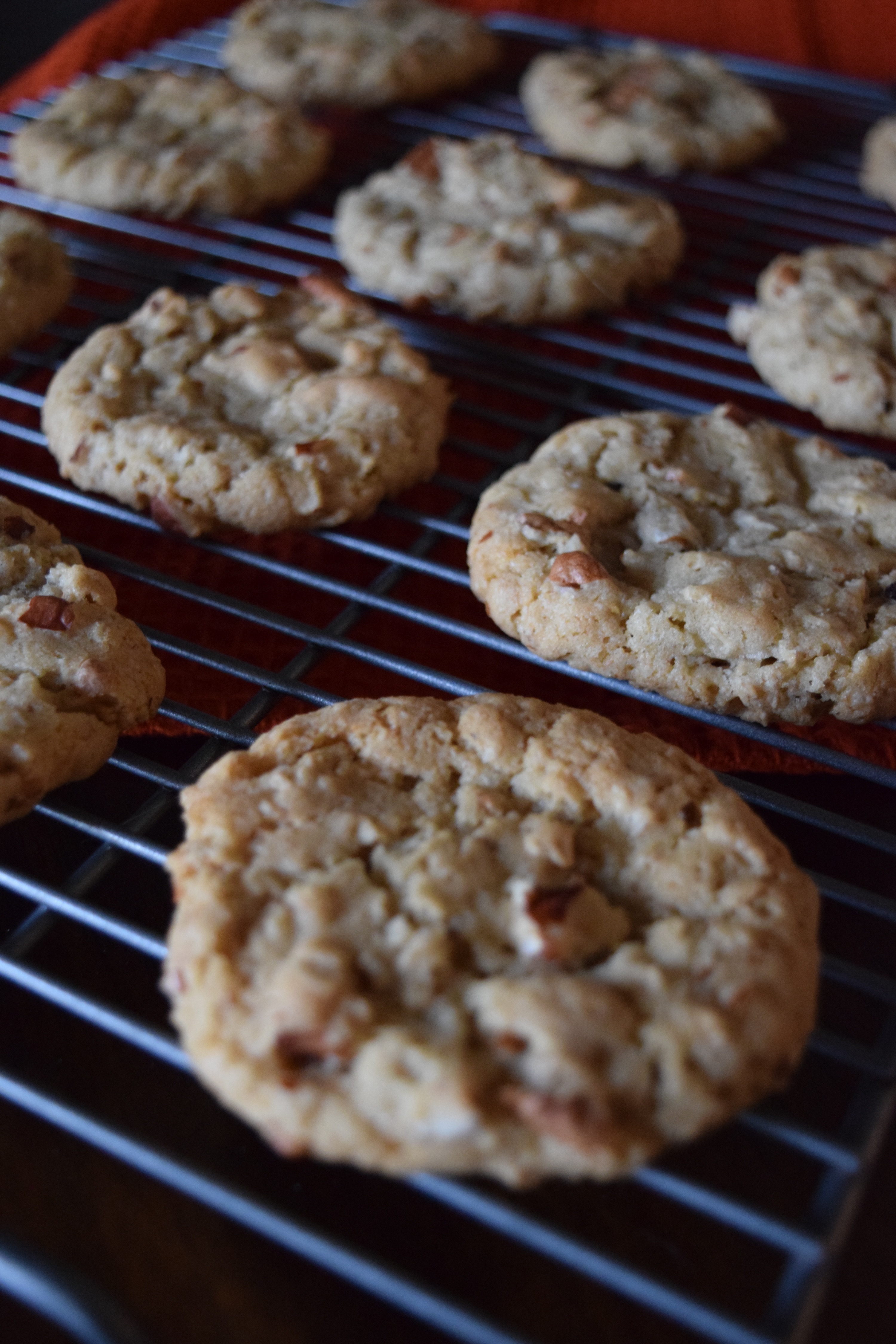 Best Ever Oatmeal Cookies // The Frankson Family