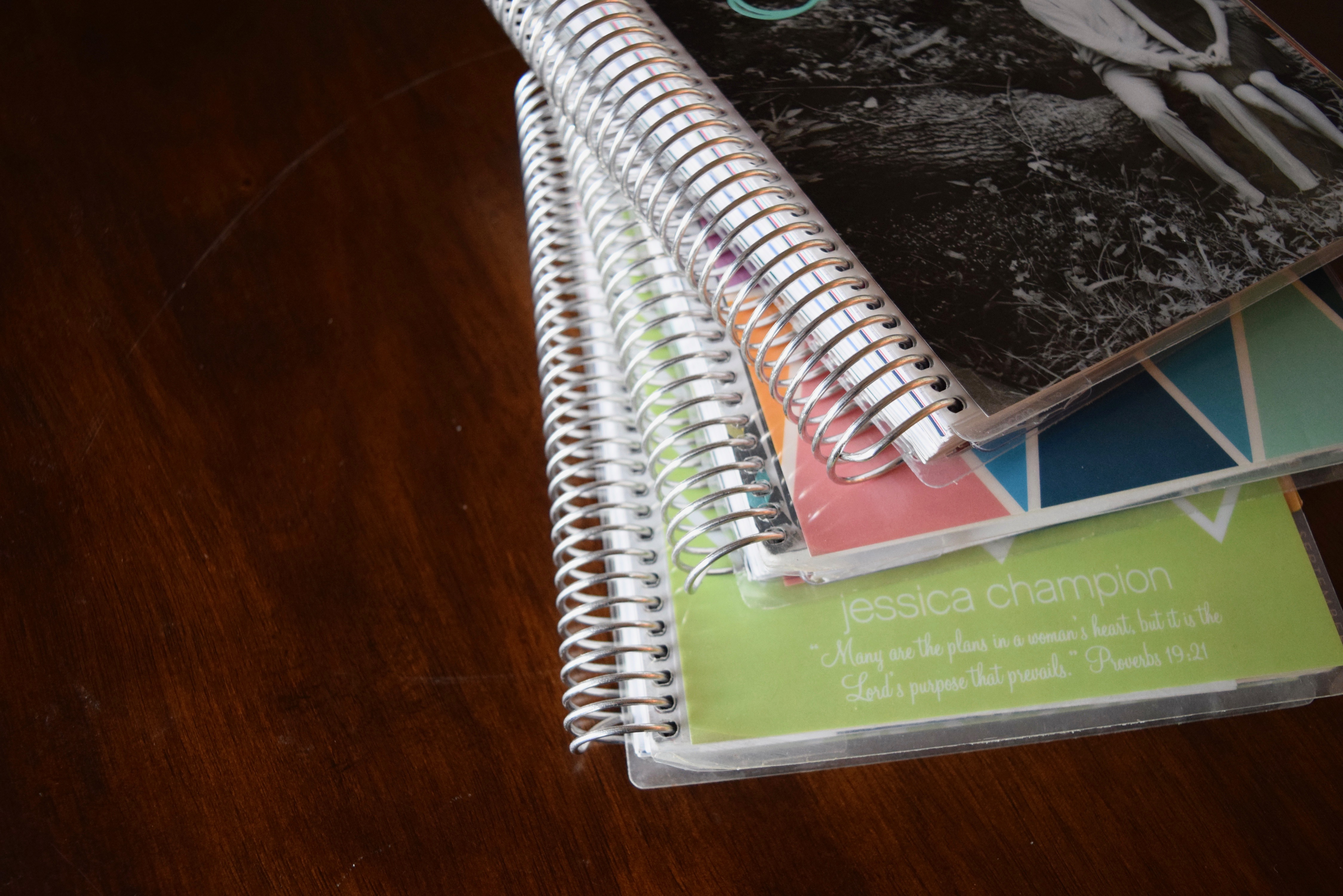 The Planner I Can't Live Without | Perfect for Type A planner-in-your-bag kind of girls!