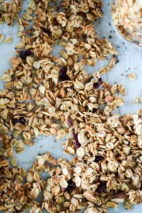 Perfect Cranberry Pecan Granola