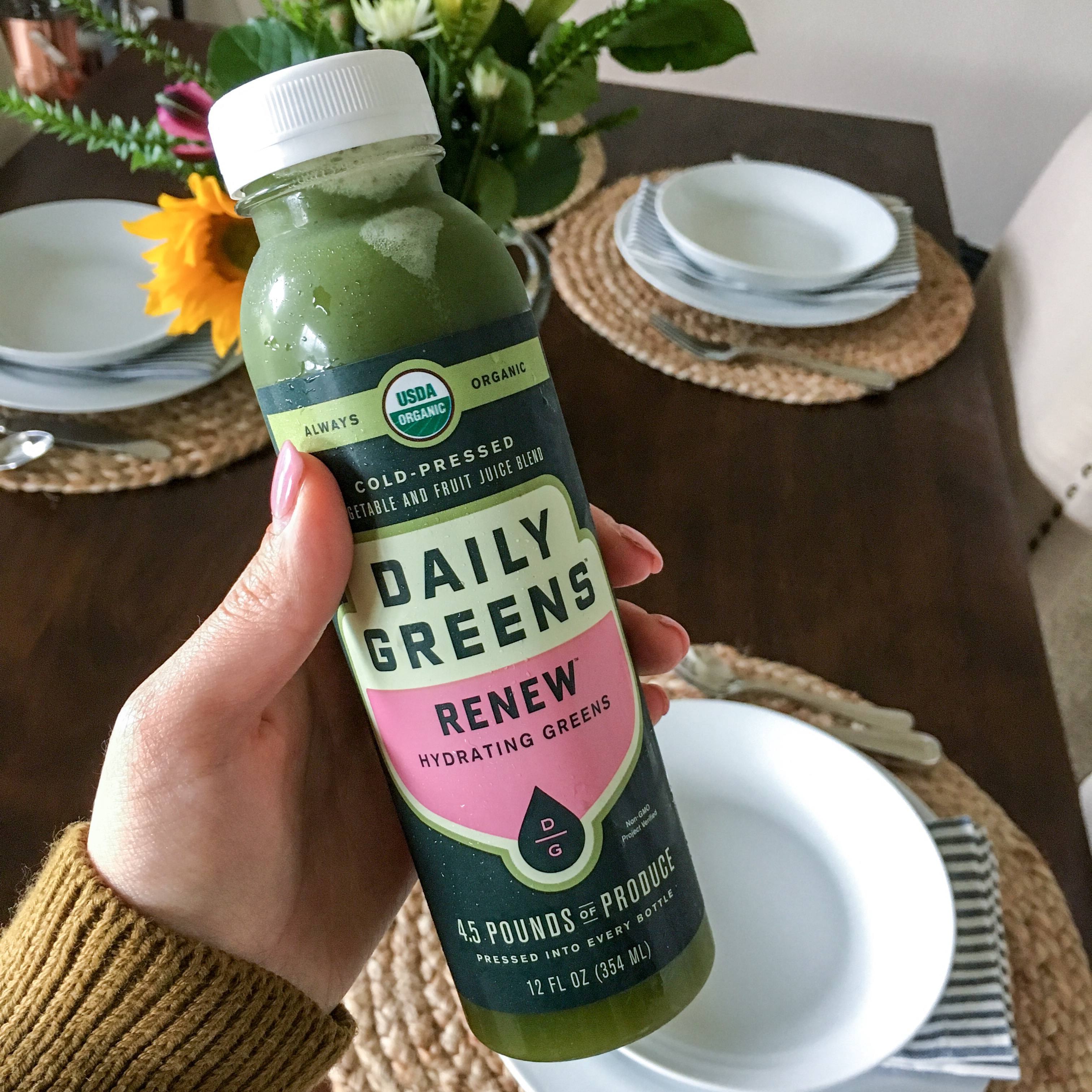 low sugar green juice | healthy green juice
