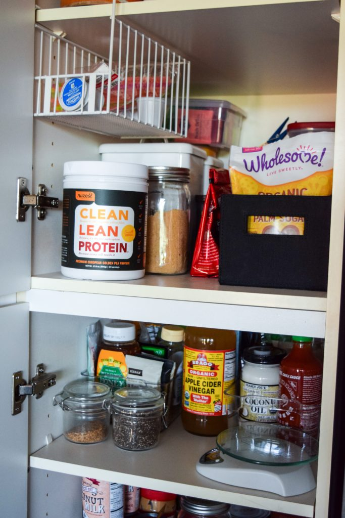 How To Organize A Deep Pantry A Simplified Life