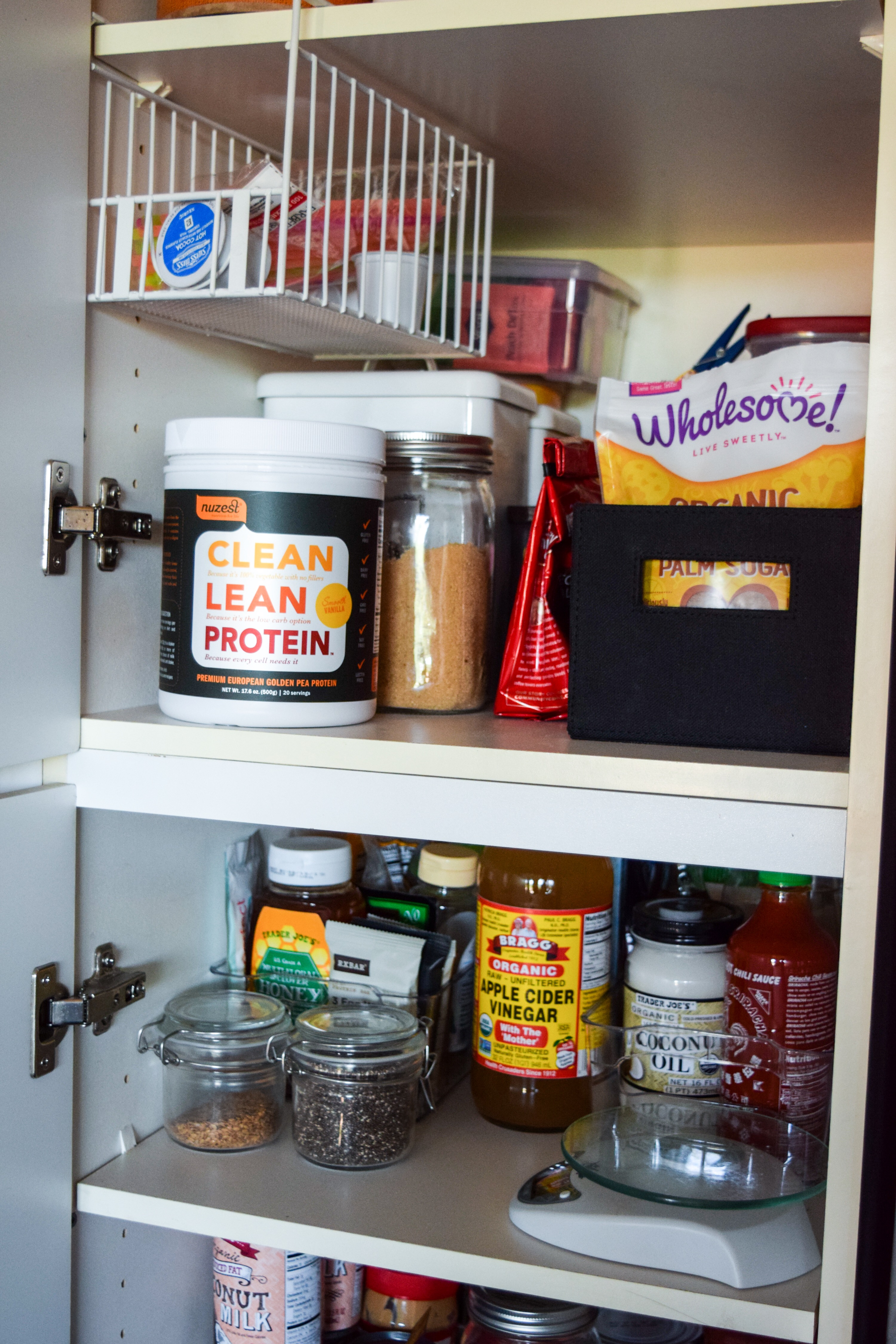 How To Organize A Deep Pantry