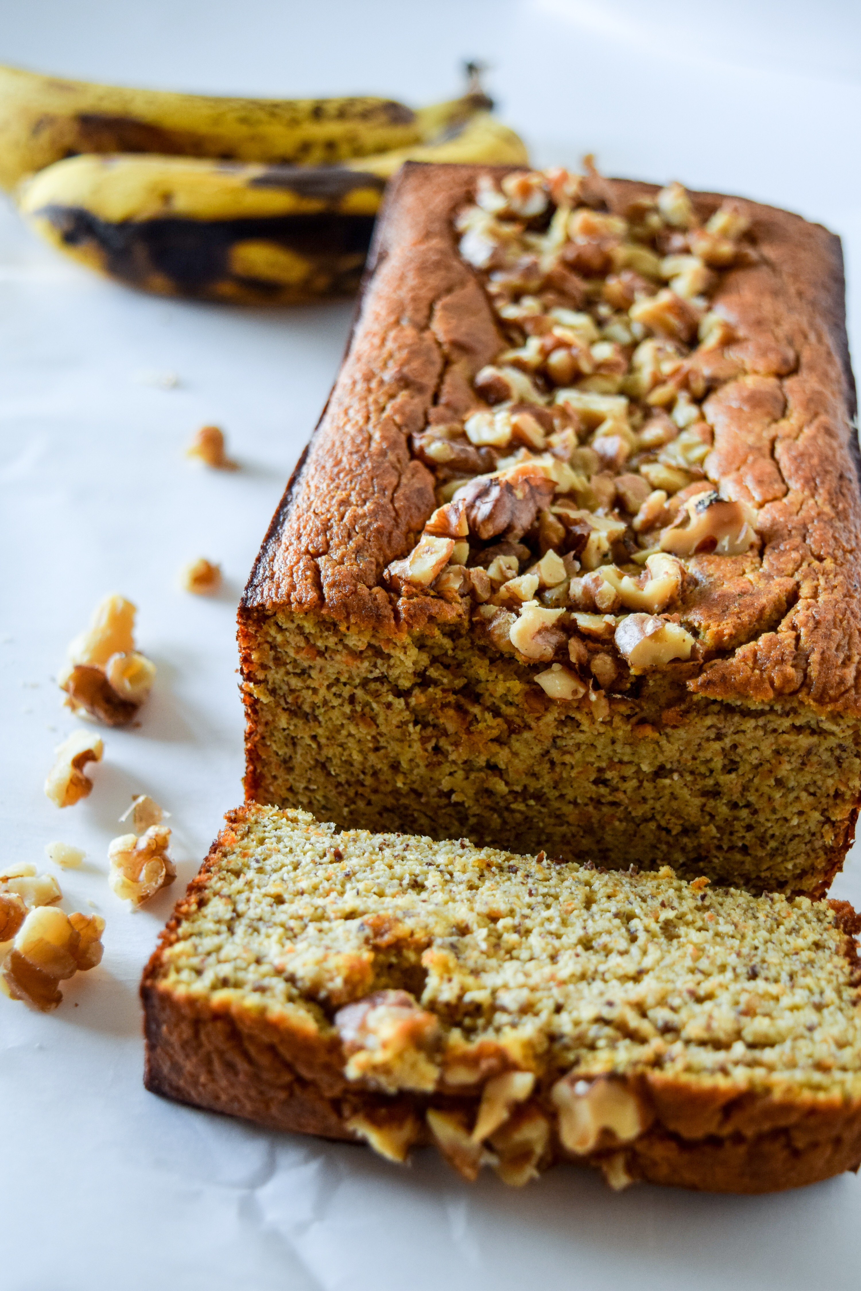 paleo banana carrot bread | paleo banana bread | easy banana bread recipe | banana bread recipe | paleo breakfast recipe