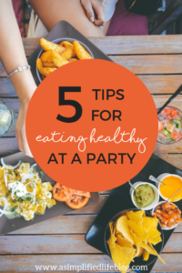 How To Eat Healthy At A Party | How To Eat Healthy At A Cookout | Tips For Eating Healthy At A Party | Eating Healthy At A BBQ | How To Eat Healthy |
