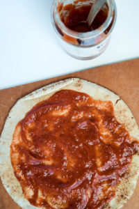 10-Minute Whole Wheat Pita Pizza