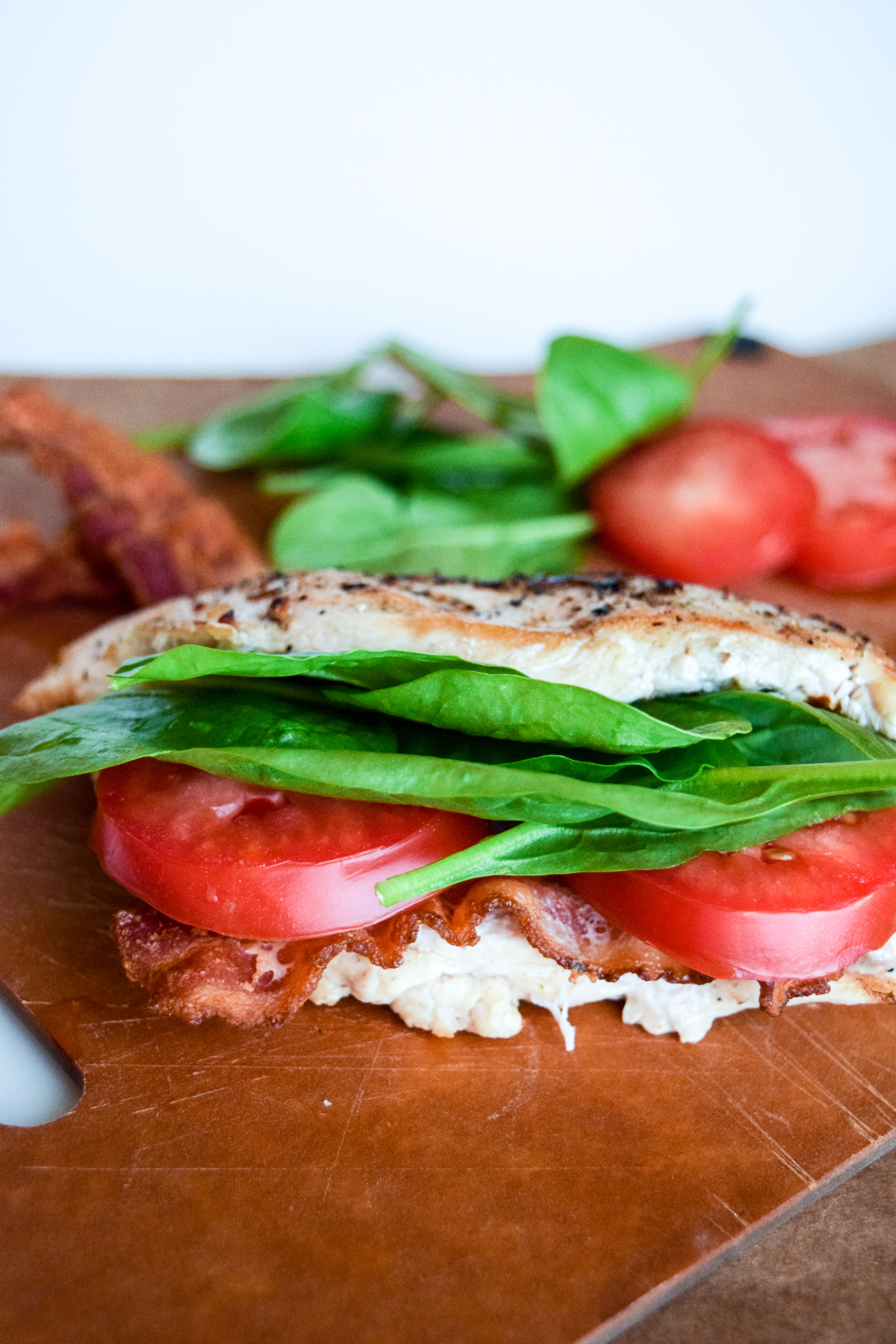 Chicken BLT – Whole30 & Paleo 30 Minute Meal